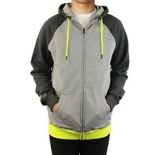 Fox Racing Graphite Fuze Moto Zip Hoodie Sweatshirt Hoody Sweater fleece MX BMX