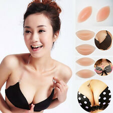 1 Pair Mini Silicone Breast Lift Enhancer Gel Bra Inserts Pads Push Up New Pads