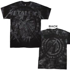 Brand New Metallica Stone Justice T-Shirt
