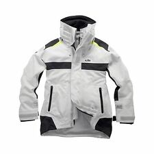Gill OC1 Sailing Racer Jacket 2015 - Silver Grey/Graphite
