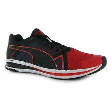 Puma Faas 300 S V2 Running Shoes Mens Red/Black Fitness Trainers Sneakers