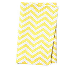 "Set Napkins Chevron Polyester 20X20"" (6 Units) Variety Colors By Broward Linens"