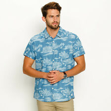 Quiksilver Pyramid Point Short Sleeve Shirt