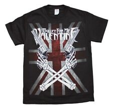 Brand New Bullet for my Valentine Crossed Guns T-Shirt