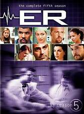 ER: Season 5 - The Complete Fifth Season - EUC - George Clooney-Anthony Edwards