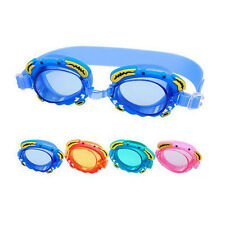 Child Adjustable Anti-Fog Anti-UV Cartoons Swim Glasses Kids Swimming Goggles