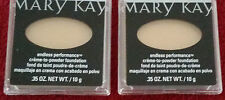 2  Mary Kay Creme to Powder Foundation. ENDLESS PERFOMANCE. Choose your Shade