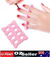Soft Sponge Foam Finger Toe Separator Nail Art Salon Pedicure Manicure DIY Tool