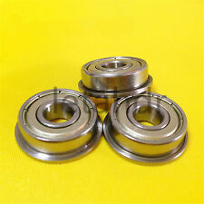 5/10/50pcs Flange Ball Bearing F692ZZ To F699ZZ Metal Shielded Flanged Bearings