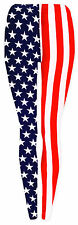 LADIES WOMENS AMERICAN FLAG STARS AND STRIPES PRINTED USA GIRLS LEGGINGS UK S-L