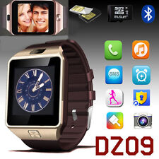2016 DZ09 U Bluetooth Smart Watch Phone GSM For Android Samsung iPhone Mate