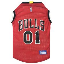 Chicago Bulls Dog Jersey Officially Licensed NBA Products