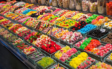 Pick n Mix Sweets *750g* 50 Best Selling Retro Sweets - Buy 6 Get a 7th FREE!!