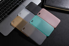 0.18mm Ultra Thin Matte Clear Transparent Soft TPU Case Cover For iPhone 5 5S SE