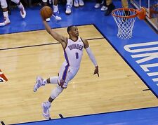Russell Westbrook Oklahoma City Thunder Photo (Select Size)