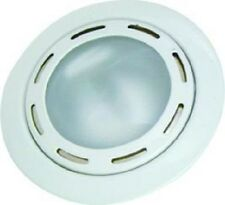 Downlight Fitting Mini Round Frosted G4 in White or Satin Chrome 7cm UGE