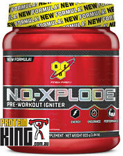 BSN NO XPLODE 833G WATERMELON PRE WORKOUT IGNITER ENERGY NOXPLODE 3.0 C4 1MR