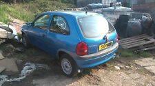 vauxhall corsa b breaking for spare parts for more info ring me on 07974298379