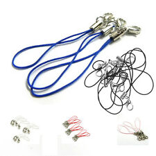 10pcs Mobile Cell Phone cords Strap Lariat Lanyard Lobster Clasp TS