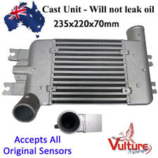 New * VM * Top Mount Intercooler  For Nissan Patrol ZD30 Common Rail 3.0L 07 on-