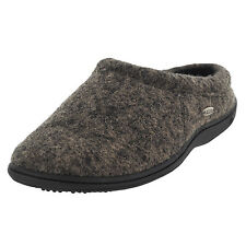 Acorn Digby Gore Greige Heather Mens Mules