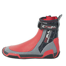 Gul CZ Windward Boots - 5mm Wetsuit Boots - Black/Red