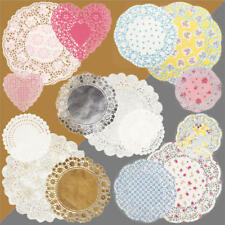 Paper Doilies Vintage Style Shabby Chic Tea Party Accessory Vintage Doily Sets