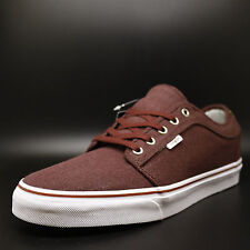 VANS CHUKKA LOW CORK WINE MENS SKATE SHOES //S65134.163