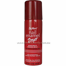 Demert Nail Enamel Dryer Nail Polish Quick Dry Spray 60ml or 212g