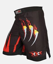 XXR New Based MMA Fight Shorts UFC Cage Fight Grappling Muay Thai Boxing