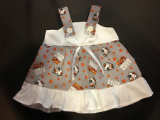 Hello Kitty KISS Rock N Roll Band Baby Infant Toddler Girls Dress *You Pick Size