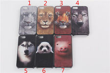 Color Animal Pattern Case Cover Skin Ultra-thin Hard Back For iPhone 6/6S/6 Plus