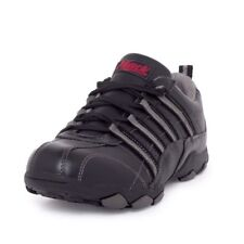 Mack Boots Toronto Steel Toe Cap Smart Casual Safety Shoes in Black