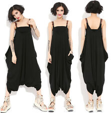 New Summer Women's Pants Jumpsuits Trousers Loose Baggy Pants Rompers Playsuits