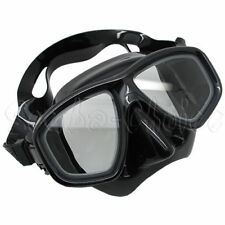 Scuba Black Dive Mask FARSIGHTED Prescription RX Optical FULL Lenses