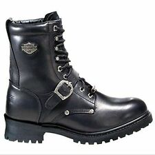 "HARLEY-DAVIDSON MEN'S MOTORCYCLE RIDING BOOTS BY WOLVERINE ""FADED GLORY"" D91003"