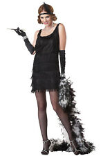 Sexy Fashion Flapper 1920's Adult Halloween Costume
