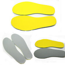1 Pair Memory Shoe Insoles Absorbent Deodorant Foot Care Soft Pain Relief