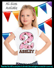 Cowgirl Inspired Cow Girl Western Birthday Party Personalized Custom T Shirt