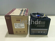 PID Temperature Controller REX-C900 Relay/SSR Output + K Type Thermocouple Probe