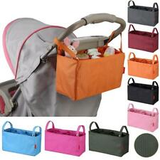 Baby Stroller Hanging Inner Organizer Bag Diaper Liner Bag Changing Mummy Bag