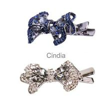 Bridal Girls Bowknot Hair Pins Clips Clamp Headband Hair Accessories Headpiece