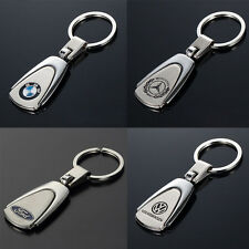 Fashion metal car logo keychain key chain keyring key ring Llavero for auto