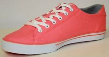 Women's Kustom Kramer Canvas Lace Up Casual Shoes, Size 6 - 9. NIB, RRP $69.95