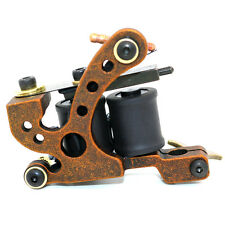 Pro New Designed 10 Wrap Coils Tattoo Machine Gun for Shader