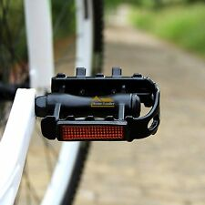 "9/16"" Cycling Bicycle Bearing Alloy Flat-Platform Pedals Mountain MTB / BMX Bike"