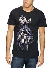 Opeth Faces T-Shirt SM, MD, LG, XL New