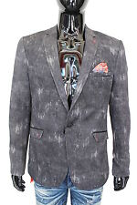 Young Republic Blazers Wash navy caramel red gray One Button 97% Cotton blz-3170