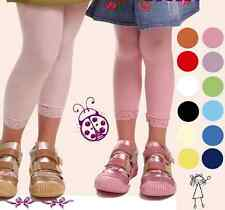 Children Leggings Lace 60 den 7/8 110 122 - 146