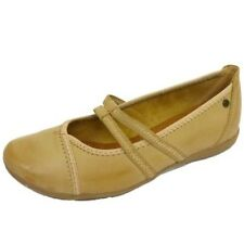 LADIES FLAT SLIP-ON TAUPE CASUAL BALLERINA COMFY DOLLY SHOES PUMPS SIZES 3-8